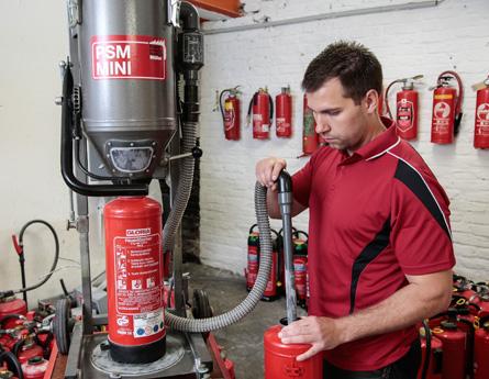 Super Feuerlöscher in Köln und ganz NRW Wartung vom Fachmann LR75